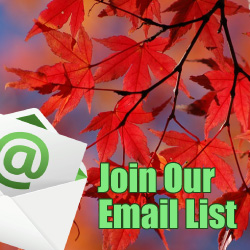 Join Our Email List - Simpson Landscape