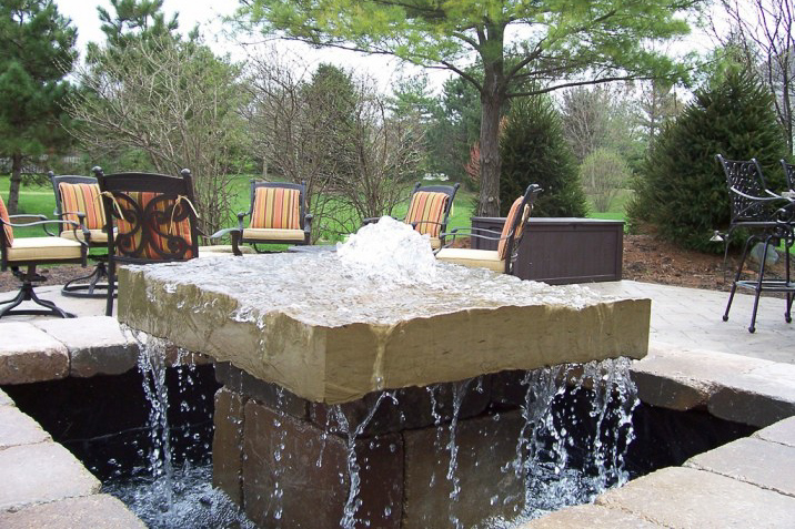 Simpson Landscape - Water Features