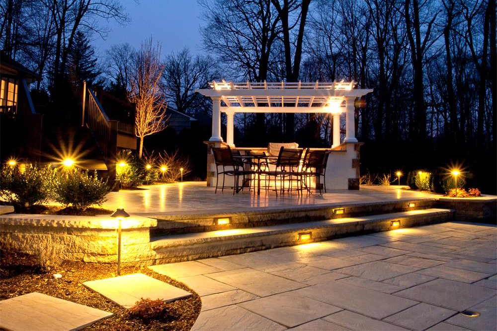 Simpson Landscape - Landscape Lighting