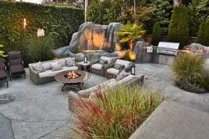 Bold Backyard - Simpson Landscape